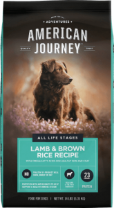 American Journey Lamb & Brown Rice Dry Dog Food